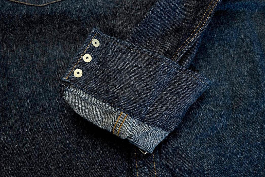 Samurai's-10.5-oz.-Type-2-Western-Shirt-Is-A-Cut-Above-sleeve2