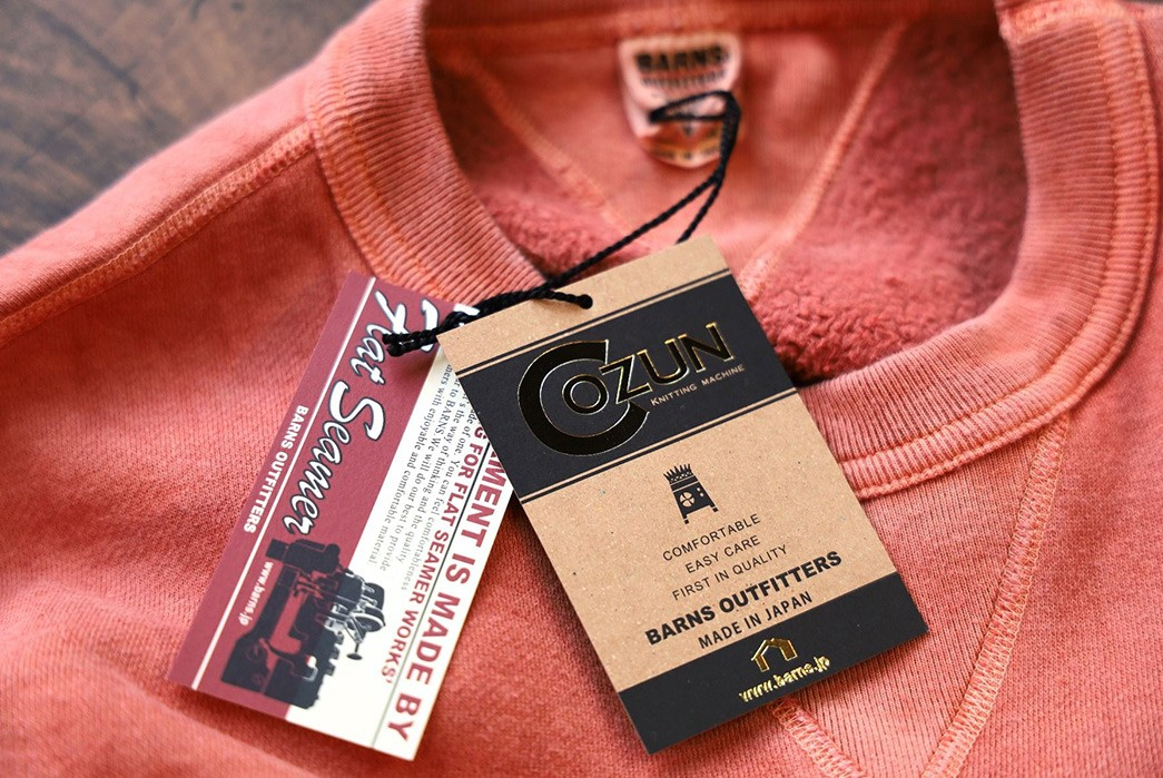 Barns-Outfitters-Issues-A-Duo-Of-Pigment-Dyed-Crew-Necks-front-rose-labels