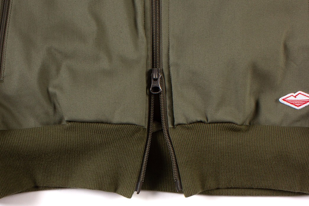 Battenwear-Brings-Flight-Jacket-Energy-To-Its-Latest-Track-Jacket-front-down