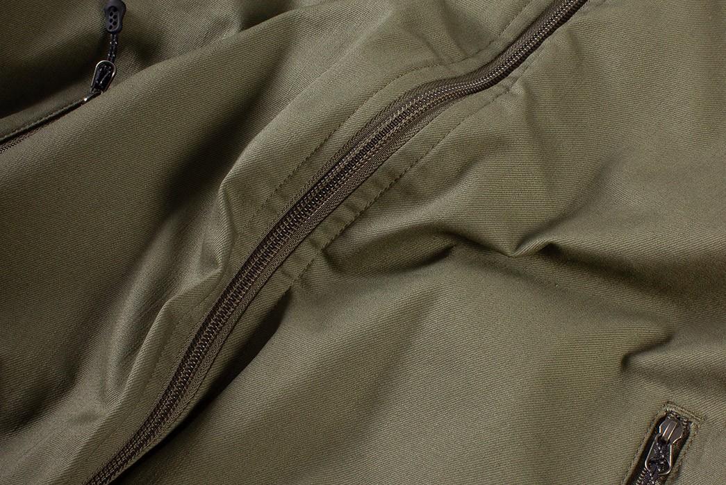 Battenwear-Brings-Flight-Jacket-Energy-To-Its-Latest-Track-Jacket-front.-zipper