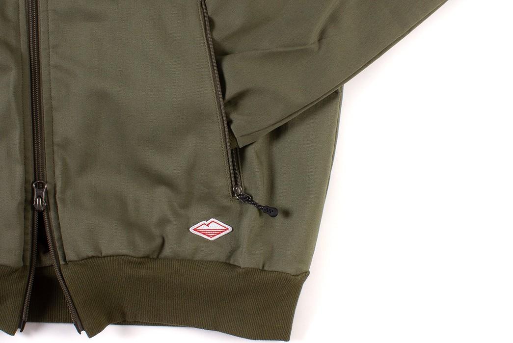 Battenwear-Brings-Flight-Jacket-Energy-To-Its-Latest-Track-Jacket-sleeve-in-pocket