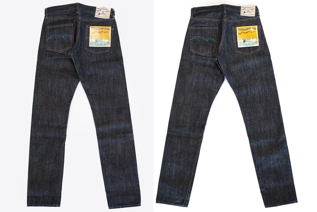 Cash-In-With-Corlection-X-Studio-D'Artisan's-'Indigo-Piggy-Bank'-Collab-pants-backs