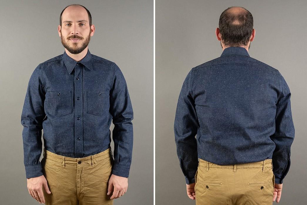 Denim-Shirts---Five-Plus-One-4)-Muller-&-Bros-Garage-Shirt