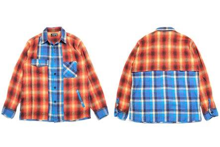 Hollywood-Ranch-Market-Sews-Up-A-Charming-Franken-Flannel-front-back
