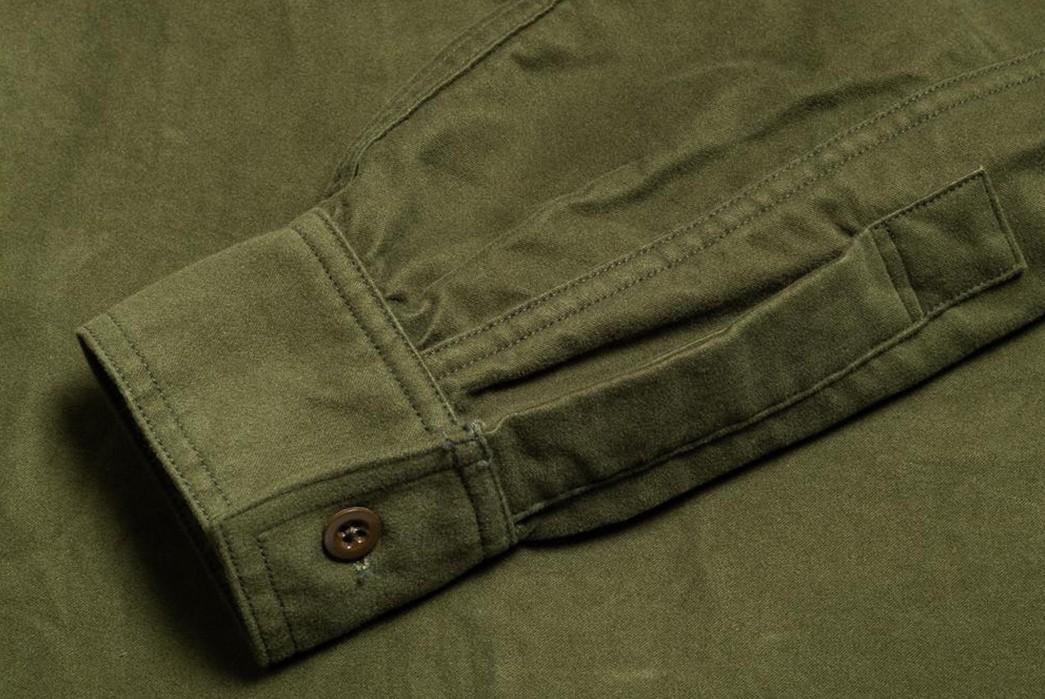 John-Gluckow's-Everyday-Work-Shirt-Is-Your-Daily-Moleskin-Armour-sleeve