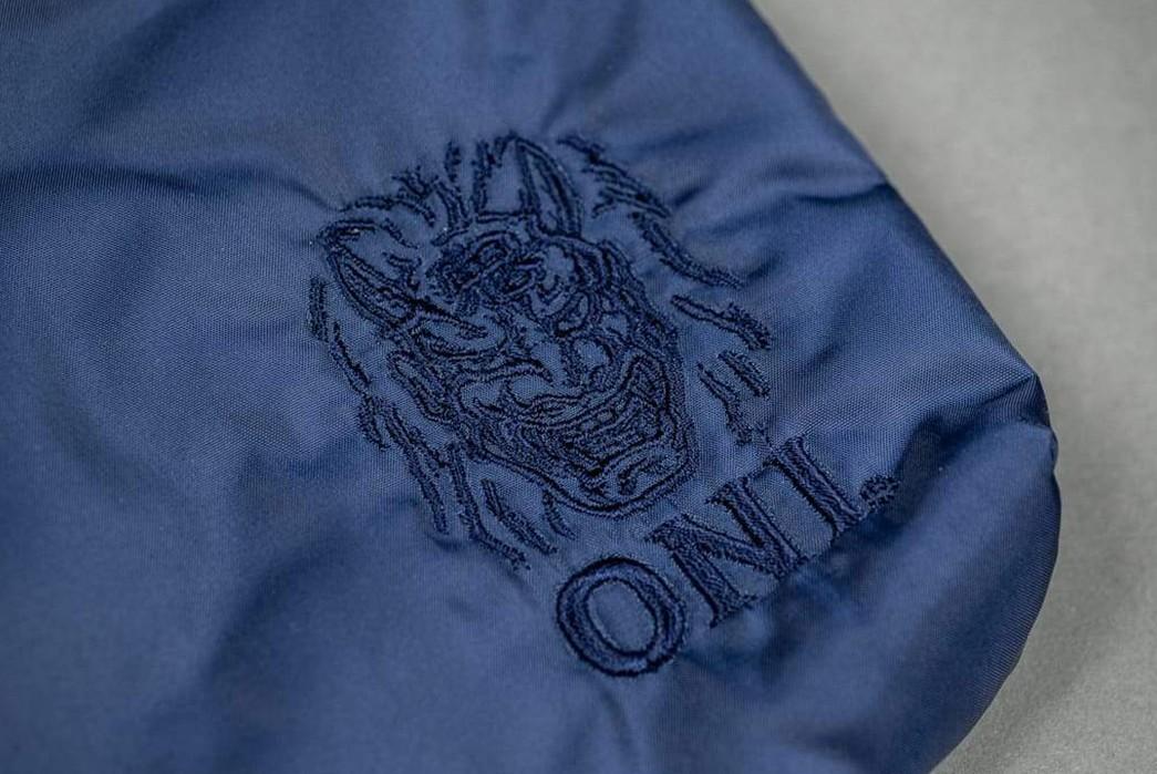 ONI-Swaps-Slub-for-Nylon-With-Its-New-Sacoches-blue-brand