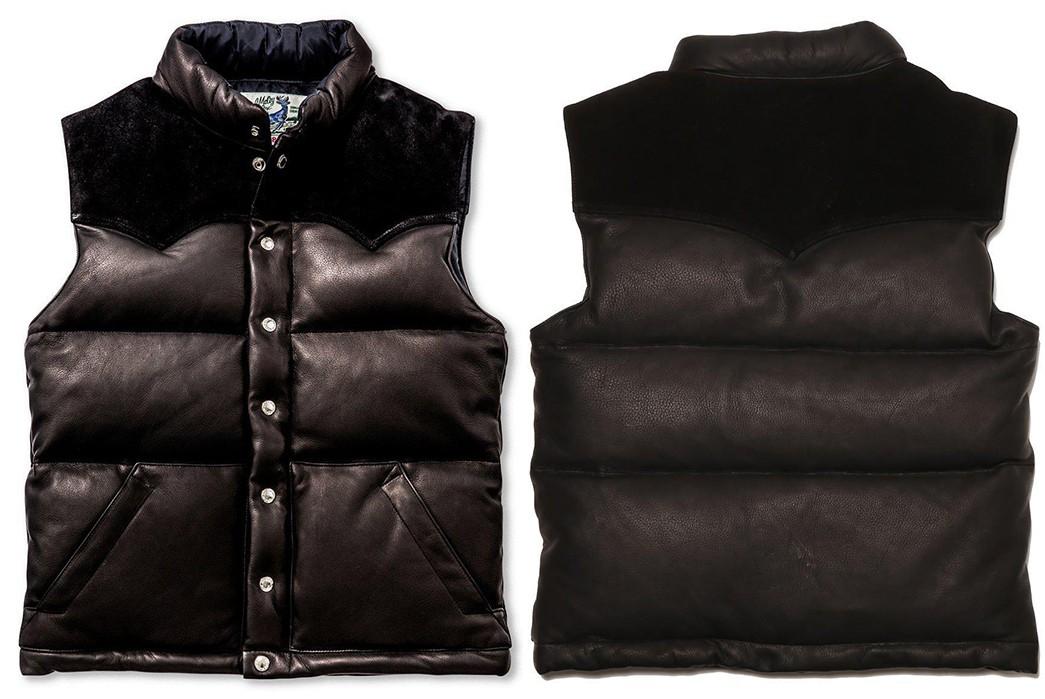 Puffer-Vests---Five-Plus-One-Plus-One-–-Joe-McCoy-Deerskin-Down-Vest