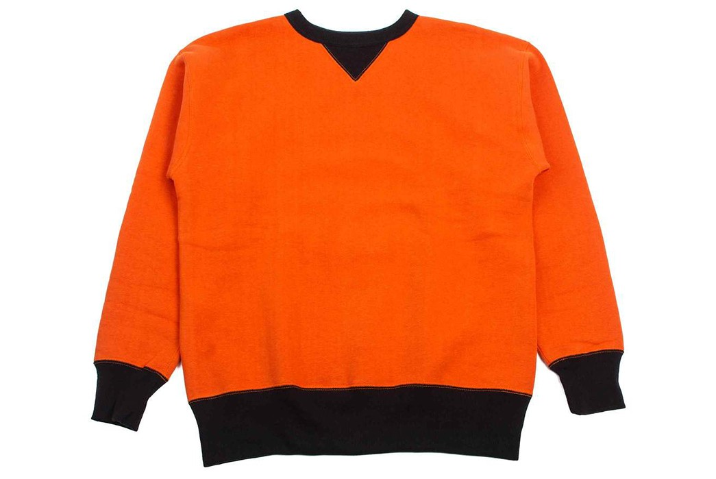 Start-Spooky-Season-Correct-With-This-Real-McCoy's-Two-Tone-Crewneck-front